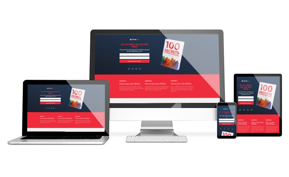 free opt in form templates - my free best seller opt in page the landing factory